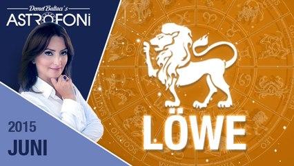 Monatliche Horoskope zum Sternzeichen Löwe ( Juni 2015)
