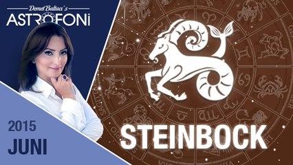 Monatliche Horoskope zum Sternzeichen Steinbock ( Juni 2015)