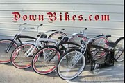 "Lowrider Bike Bicycle Air hydraulic Suspension 26"" Beach Cruiser"