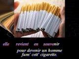 KARAOKE EDDY MITCHELL et MORT SHUMAN - Fume cette cigarette