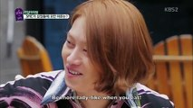 EXID Funny Clip #72  Hani Oppa Is Unstoppable