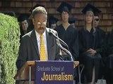 Graduation 2010 - Opening - Berkeley Graduate School of Journalism