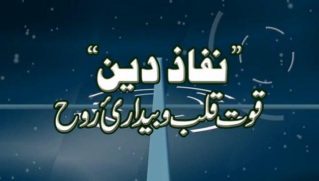Sahibzada Sultan Ahmad Ali Speaking Nifaz-e-Deen Quwat Qalb wa Bedari Rooh 28 Jan 2012 Islamabad