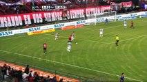 Garnier no pudo con Conde.  Colón 0 - Rafaela 0. Fecha 10. Torneo 2015. FPT