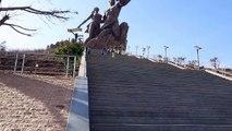 Sénégal Dakar Monument de l'indépendance / Senegal Dakar Independance monument