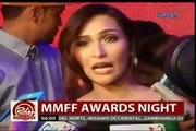 24 Oras: Jennylyn Mercado at Ryzza Mae Dizon, wagi sa 40th MMFF Awards Night