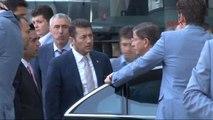 Davutoğlu, İzmir'de Başbakanlık Ofisi Açtı