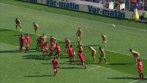 TOP14 - Toulon - Oyonnax: Essai Alexandre Menini (TLN) - J26 - Saison 2014/2015