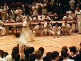 roda jogo europeus 2008 Abada capoeira