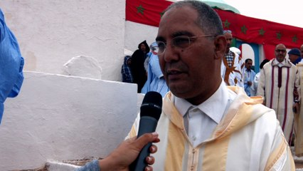 #2 : Visite de la Zaouia, hommage à Cheikh Mohammed Laghdaf