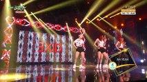 [Live 1080P] 150515 EXID - Interwiew (Hani & Junghwa) + 'Ah Yeah' @ Music Bank