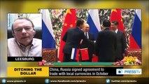 RUSSIA pushes for DOLLAR COLLAPSE - PENTAGON prepares  MASS CIVIL BREAKDOWN