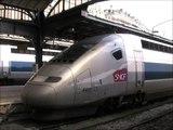 SNCF TGV POS Paris - Karlsruhe