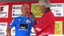 Cyclisme: Gérard Martet, la voix des Routes de l'Oise