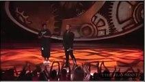 Jennifer Lopez Steven Tyler & Joshua Ledet: After the Elimination