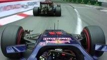 Formule 1: la sortie de route spectaculaire de Max Verstappen lors du Grand Prix de Monaco