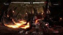 Mortal Kombat X -- Story Mode Walkthrough Chapter 6 - D