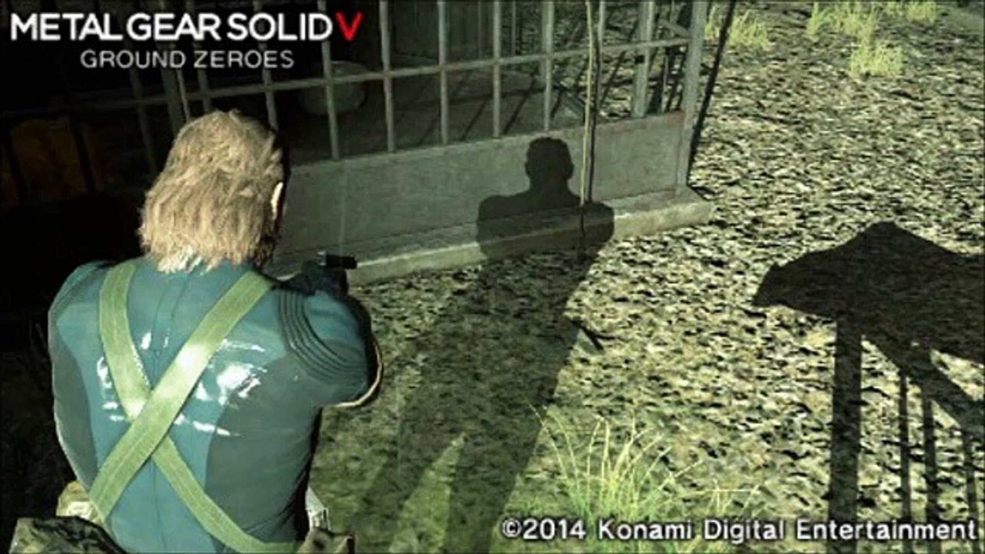 Big Boss Vs Chico Shadows Mgsv Ground Zeroes Discussion