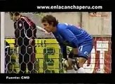 Universitario 1 vs Alianza lima 2 clausura 2008