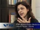 Prof. Bianca Freire Medeiros - Ciências Sociais FGV RJ