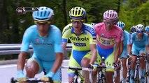 Giro d'Italia 2015: Stage 15 / Tappa 15 highlights