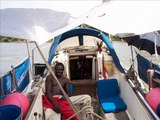 The Voyage of Storm Petrel - Sailing in The Gambia