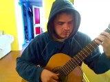 Elvis Presley ,Love Me Tender  ,Guitarra Clasica, (finger style)Jose Garcia