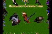 RuneScape - All new skill Cape Emotes +Quest Cape + all Dungeoneering Emote!