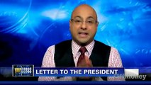 Dear Mr. President, fix this mess, 99ers need help.  Ali Velshi letter to the President.