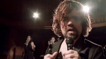 Tyrion Lannister chante les morts de Game of Thrones sur du Coldplay