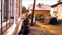 Украина Бой в районе Рубежного,перестрелка  Луганск,Донецк,Славянск,Мариуполь