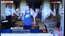(FULL) Oscar Pistorious Re-enact Events of Girlfriend Shooting LEAKED FOOTAGE