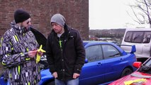 Dump valve duck call. Subaru Impreza WRX