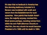 """""""Socialist, Communist Conspiracy"""" Warning of Eisenhower's Se"""