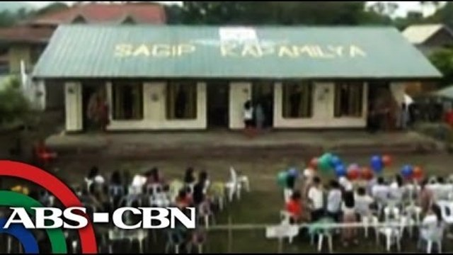 ABS-CBN turns over classrooms in Laguna