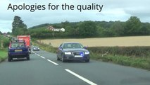 RARE - Four Unmarked Police Audi A6s (x4) responding in convoy