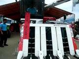 小型農機展示--試割稻機
