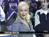 Christina Aguilera Star Spangled Banner