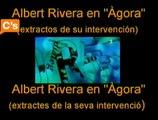 """C's - Albert Rivera en """"Àgora""""-9/11/2009 (extractos)"""