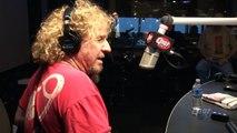 Sammy Hagar on Eddie Van Halen - Q107 Classic Rock