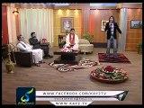 Tasawar Hussain Perform KAY2 TV  Channel SAHAR 07-04-2015 Special 5TH Anniversary