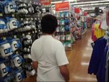 DumbAss people at Wal-Mart Day 3