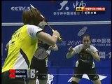 [2010 China Masters Super Series WDF] Yu Yang/Wang Xiao Li vs Bao Yi Xin/Lu Lu 2/7