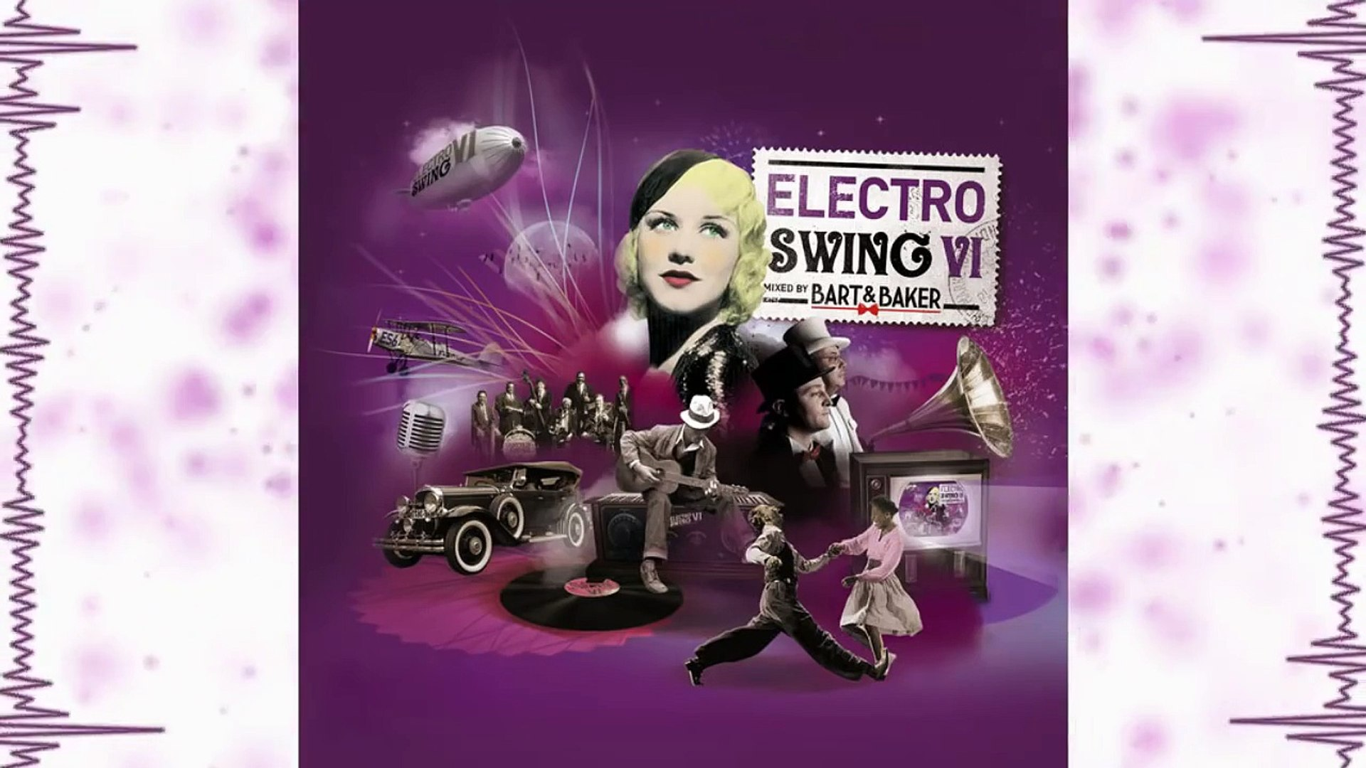 Scott Bradlee Post Modern Jukebox Thrift Shop Bartbaker Electro Swing Club Remix