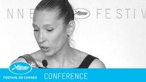 BEST ACTRESS -conference- (en) Cannes 2015