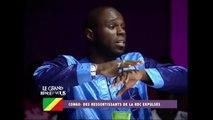 """Kemi Seba:""""Expulsions des KINOIS du CONGO BRAZZAVILLE ? UNE HONTE POUR TOUTE L'AFRIQUE"""""""