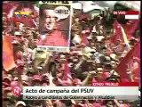 Chávez Acto campaña PSUV Apoyo Candidatos ESTADO TRUJILLO 1
