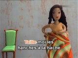 KARAOKE OLIVIA RUIZ - La femme chocolat