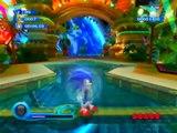 Sonic Colors - Eggman PA Montage - Tropical Resort