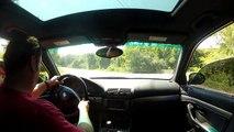 BMW M5 Hoonage - Massive Burnouts, Fishtails, Launches, Drifts, Powerslides, and More!
